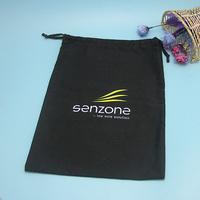 wholesale multiple custom drawstring cotton/canvas dust shoe bag