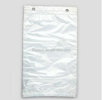 Perforated Plastic Food Packaging Bag Wicket Block