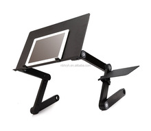 Adjustable Foldable Laptop Stand Desk Table for any kind computer