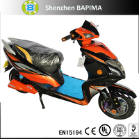 High quality New style green motorcycle cheap electric bike