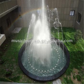 Edelstahl Modell Fs06 Musik Steuerung Tanzen Brunnen Teile