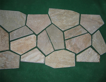 Top Quality Outdoor Granite Patio Paving Stone Hexagon Paver For Garden