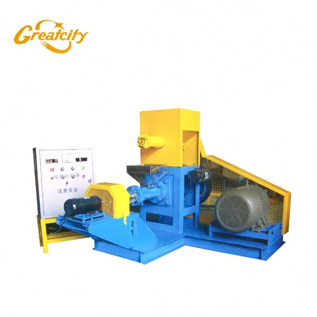 hot sell soybean extruding equipment/feed extrusion/pet food extruder