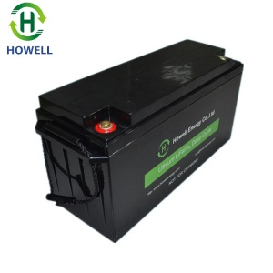 Howell HWE Rechargeable electric bike li ion battery 48v 40Ah lithium lifepo4 battery pack