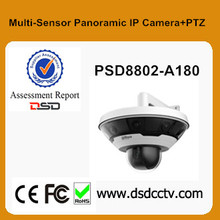 IP67 Waterproof IP Camera Dahua 4x2MP Panoramic Network PTZ Camera PSD8802-A180