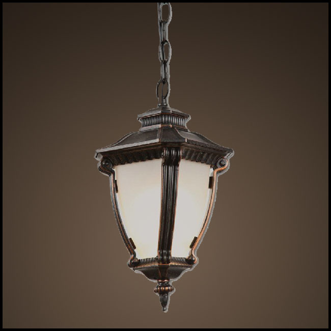 antique outdoor hanging light European style (SP0702-M)