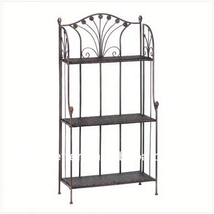 Factory direct metal hat rack metal stand