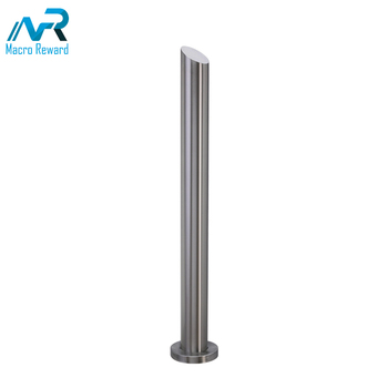 304 /316L Stainless Steel fixed bollard for sale