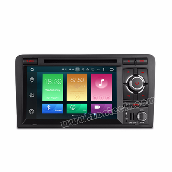 Zonteck ZK-6703A Android 6.0 Car Radio 2G Octa-Core 32G for Audi A3