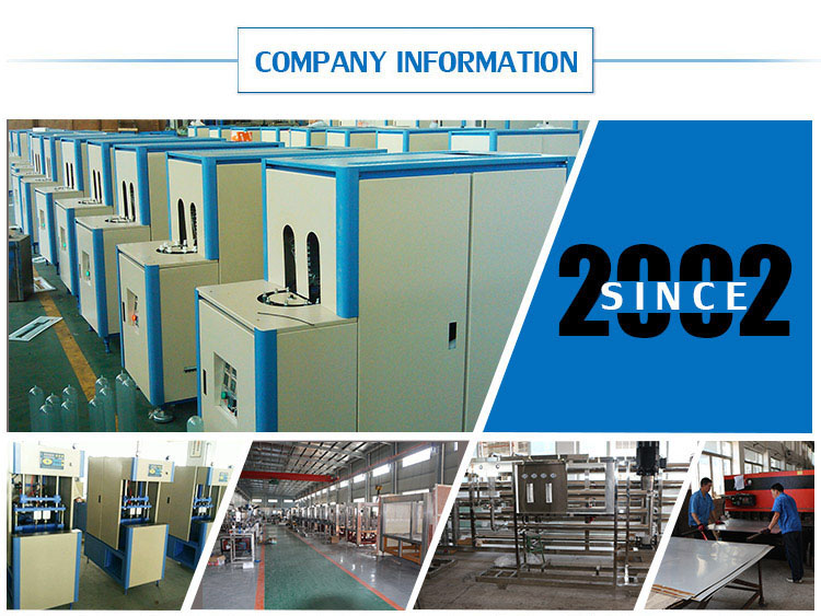 chinese supplier Fully Automatic Blow Molding Machine