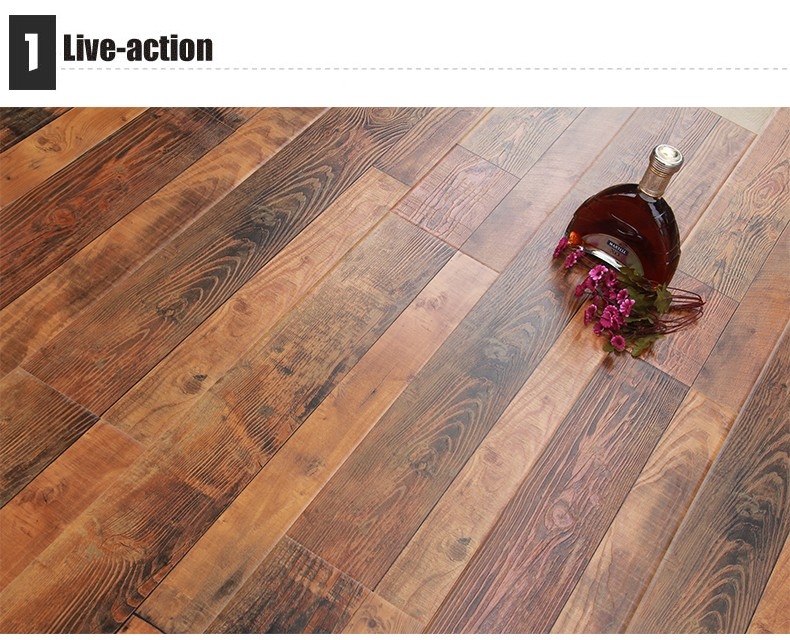 2017 Hot Sale High Quality Big Lots 8mm Laminate Flooring