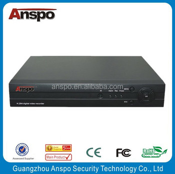 Anspo Hot Selling 4 Channel High Resolution AHDVR
