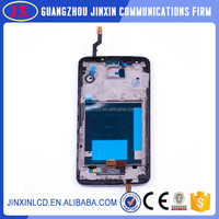 Mobile phone accessory for lg g2 lcd display touch screen