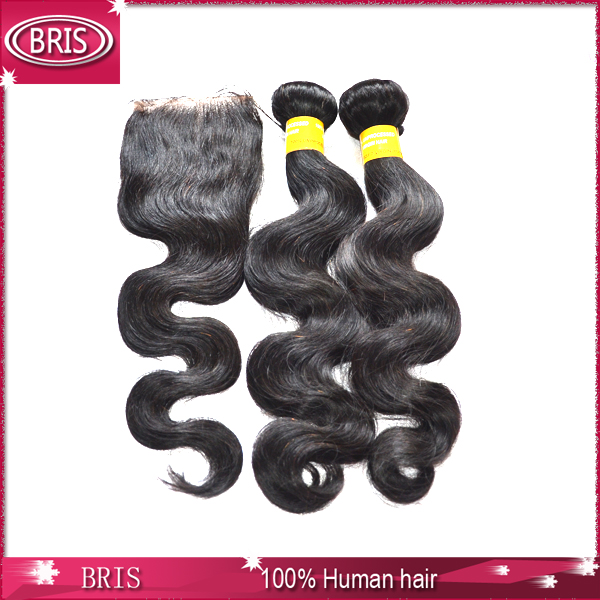 Fashion style unprocessed wholesale african black american hair products