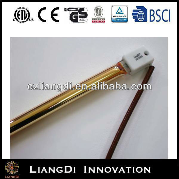 low voltage halogen heating low glare lamps