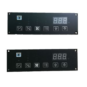 Bus ac A/C conditioning system Auto air conditioner parts Thermo King control panel 1E25902G01