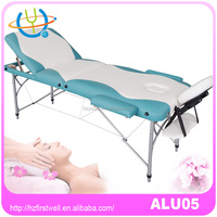 Table de Massage Hot Sales Mixed Colors Folding and Portable Sex Massage Table