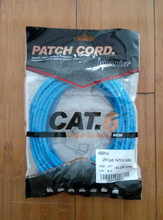 New 1/2/3/5/10/20M CAT6 CAT 6 Round UTP Ethernet Network Cable RJ45 Patch LAN Cord