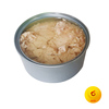 Supply Canned tuna chunk in nature oil