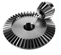 High-Quality Custom OEM Service Steel Crown Wheel and Pinion Bevel Gear for Embroidery machine