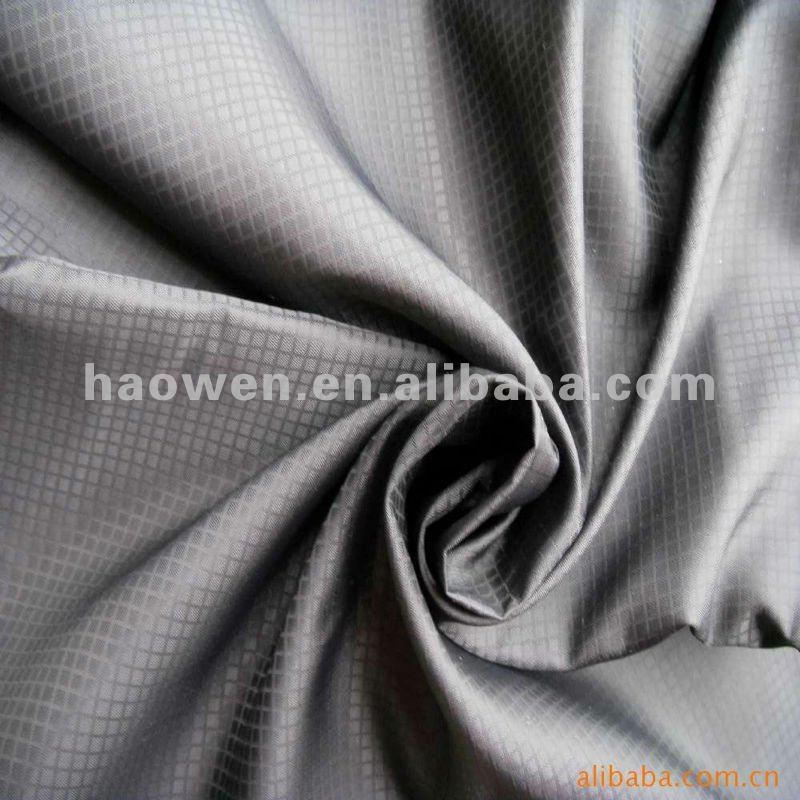 flameretardant polyester and ripstop nylon oxford fabric