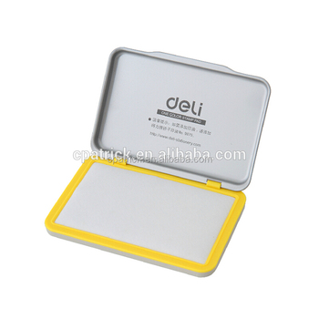 Hot Sale Blank Stamp Ink Pad