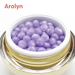 Best quality grape anti ance oil control pore clear skin white pearl whitening lavender face cream for oily skin