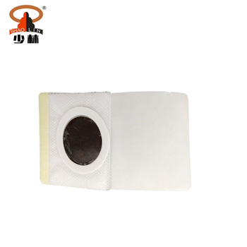 Shaolin natural herbal extract slimming products yellow slim lose weight acupoint patch