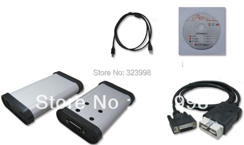 2014.2 версия из светодиодов OBD коннектор серый TCS CDP большой 3 в 1 не нужно купить на компакт-диск A
