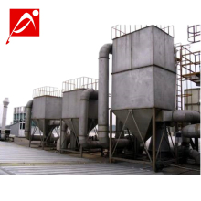 Pulse jet bag house fume extraction/ dust extraction system/ dust filters for catching fume from civil boiler