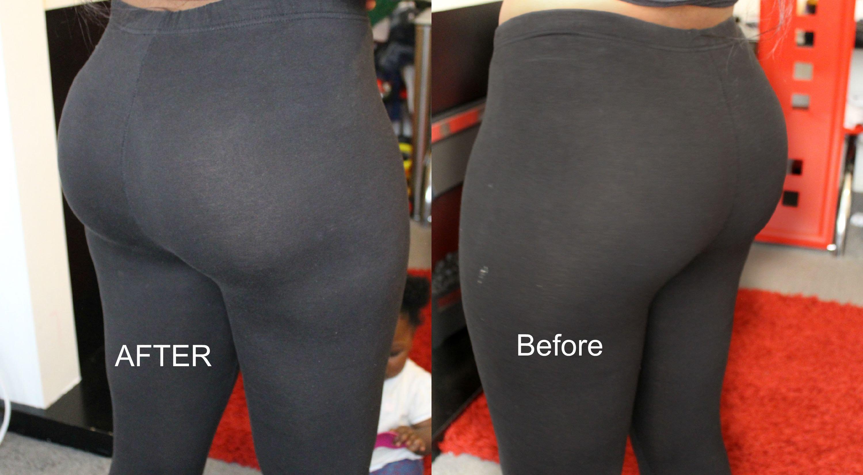 Navara Nude Butt Lift Pants Missy Empire
