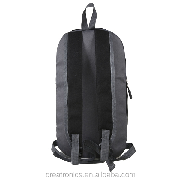 ecf5db11b5 Unisex Promotional OEM Polyester And Nylon Backpacking High School Student  New Fashion Designer Small College Bags