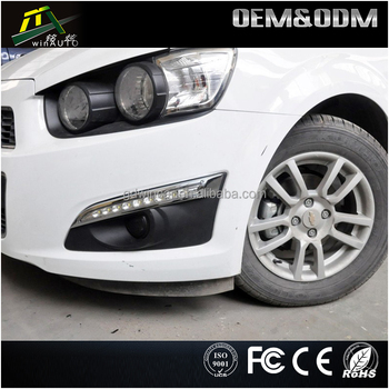 Wholesale Led Day Running Lights Drl For Chevrolet Aveo 2011 2013