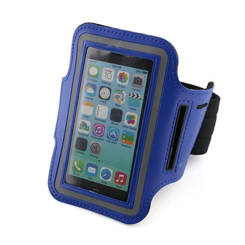 High Quality Armband bag For iPhone 5 5s 5c 4 4s Running Sport Armband for 3.5-4.2 inch cell phone bag