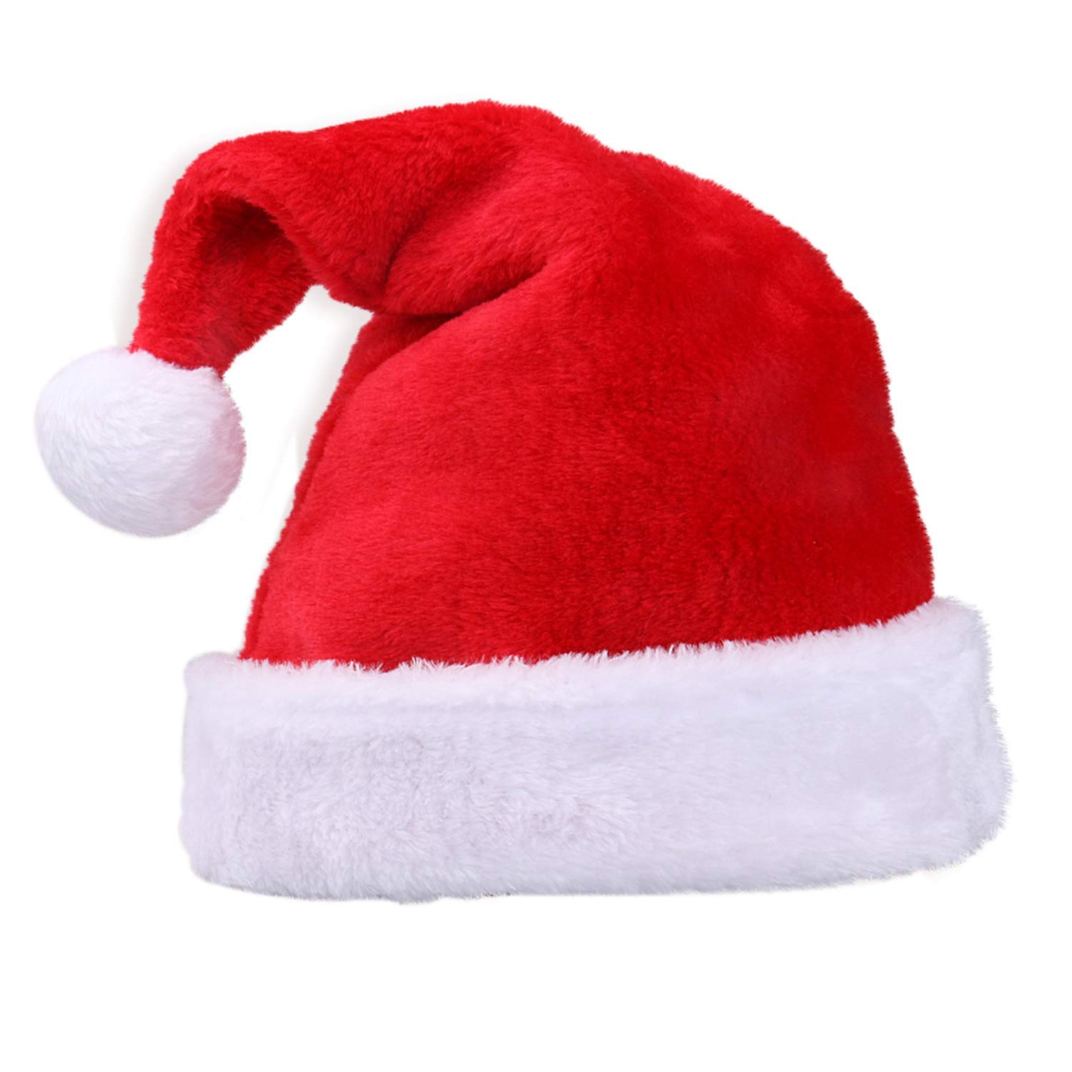 7aec5b3a70c92 Get Quotations · Christmas Santa Hat Christmas Hats for Adults