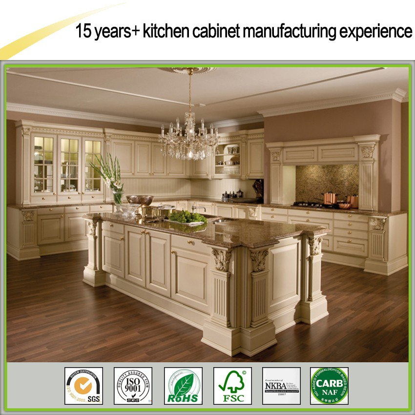 Kitchen Direct Cabinets: Ready To Assemble Factory Direct Solid Wood Kitchen