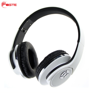 High-End Hifi Wireless Headset Supported Fm Radio And Voice Control Bluetooth Headphone For Sports Gym Travel