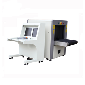 6550 Airport X Ray Luggage Machine X-ray Baggage Scanner