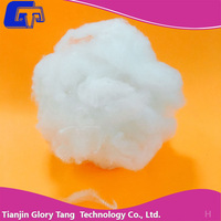 Nylon 66 Staple Fiber, nylon flocking fiber, Polyamide 6 Flock fiber for Shoes