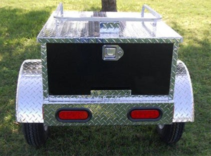 lightweight tow used pull behind motorcycle trailer for sale buy used pull behind motorcycle. Black Bedroom Furniture Sets. Home Design Ideas