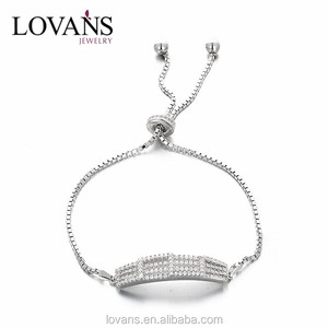 Wholesale Expandable Bangle Sex Bangle Fashion 925 Silver Bangles SBG414W