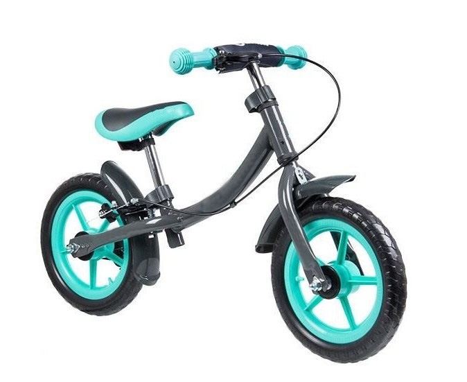 2018 new model children mini balance bike/12inch balance bicycle with training wheels/wholesale 2 in 1 balance bike for child