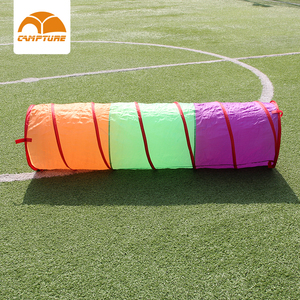 Children'S Crawl Through Toy Play Fold Pop Up Kids Fabric Collapsible Tunnel Girls Kids Outdoor Play Tube Tunnel For Kids