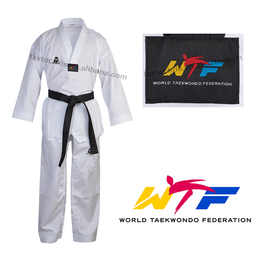 DAEDO ULTRA-LIGHT Fighter Taekwondo Dan uniform//Daedo Taekwondo Gi//WTF Uniform