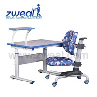ergonomic preschool desk chairs primary school table for children