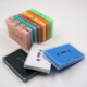 2018 New Arrivals colorful blank cassette tape made in China