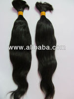 Virgin Remy Temple Donated Human Hair Supplier From India