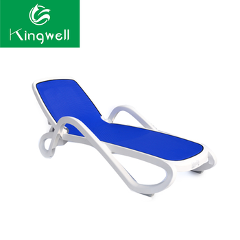 Whole Plastic Swimming Pool Chair Beach Lounge