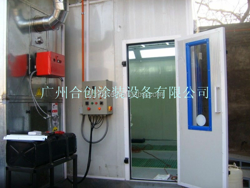 Factory Price Car Painting Oven Booth Auto Spray Booth for sale HC610(7200) with CE and ISO Approved