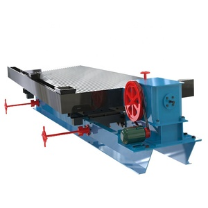 1-2TPH Small Scale Shaking Table Deister Concentrator